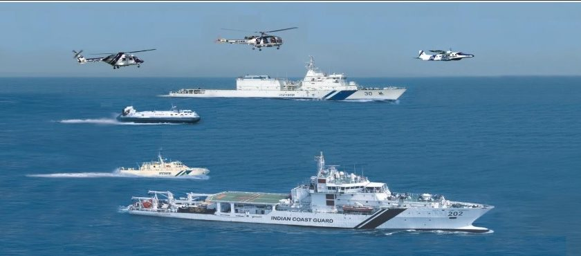 indian coast guard recruitment