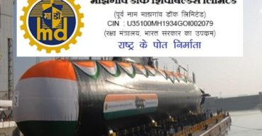 mazgaon dock recruitment 2019